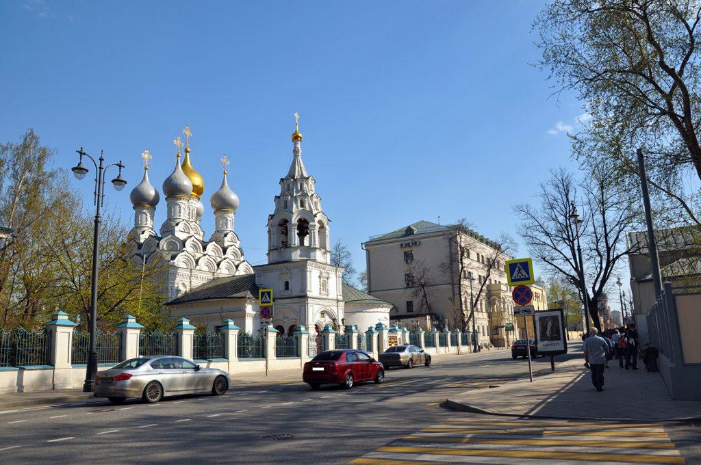 Храм святителя Николы в Пыжах.