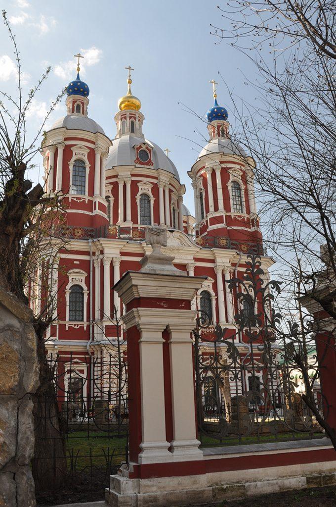 Храм Климента, папы римского на Пятницкой улице в Москве