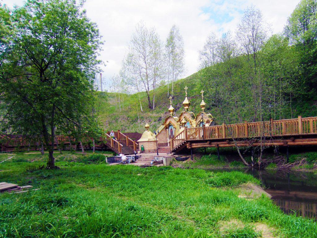 Источник Сергия Радонежского в Радонеже