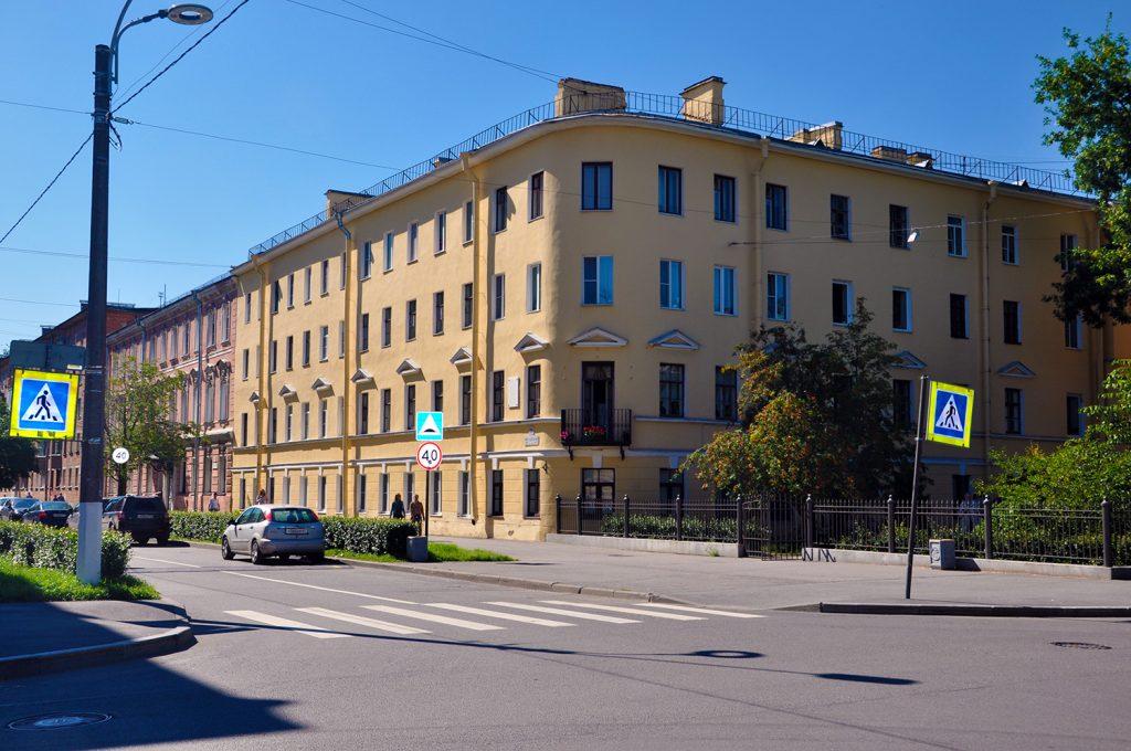 Мемориальный музей-квартира святого праведного Иоанна Кронштадтского в Кронштадте.