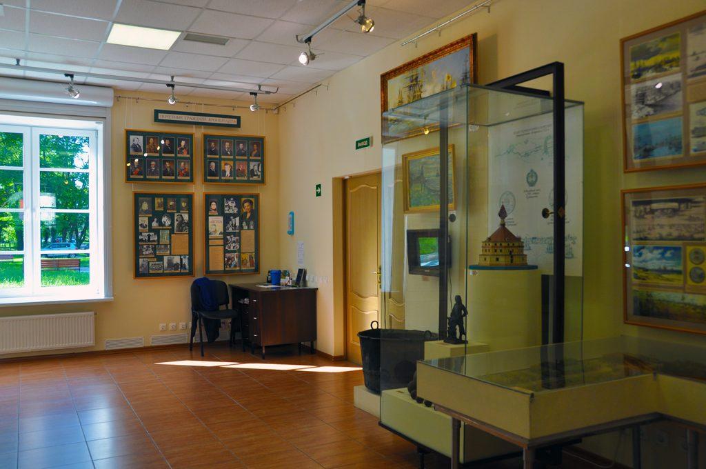 Зал 1 Музей истории Кронштадта в Кронштадте