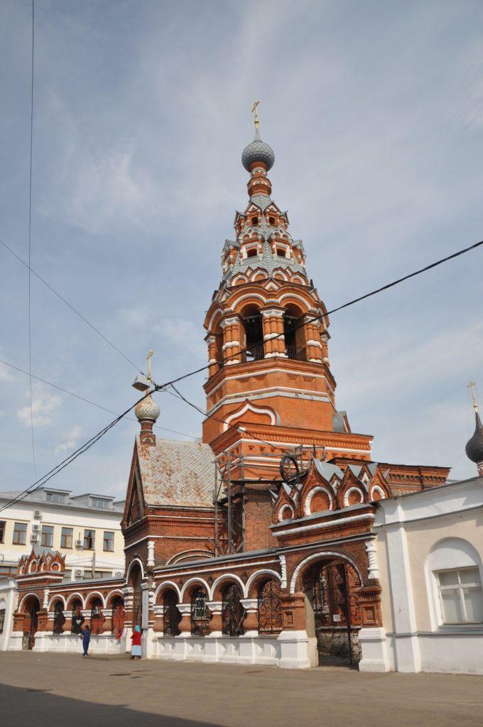 Сретенский храм в Ярославле