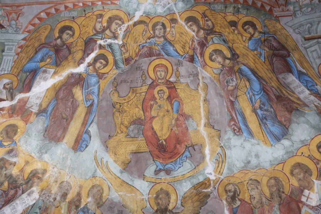 Богоявленский храм в Ярославле.
