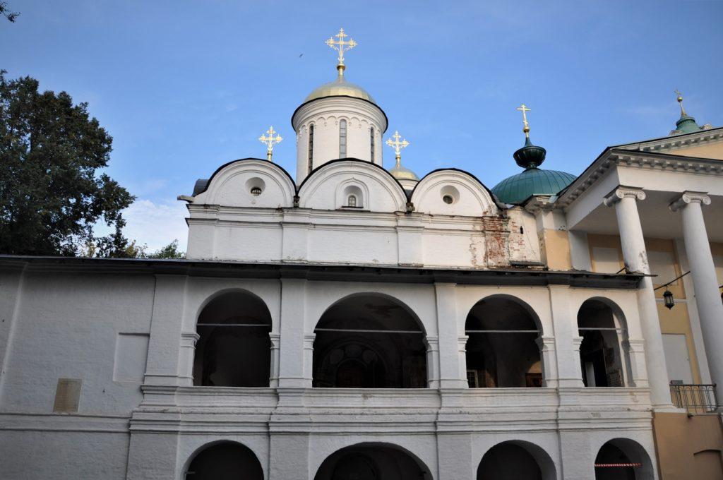 Спасо-Преображенский собор. Ярославль