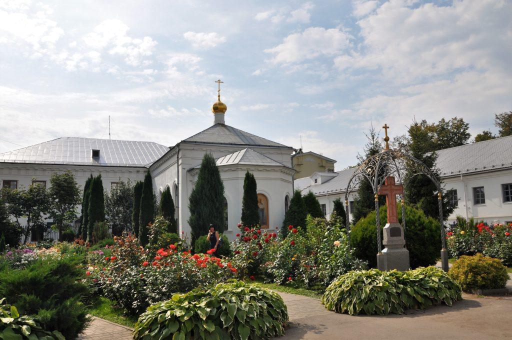 Ярославский Казанский женский монастырь.