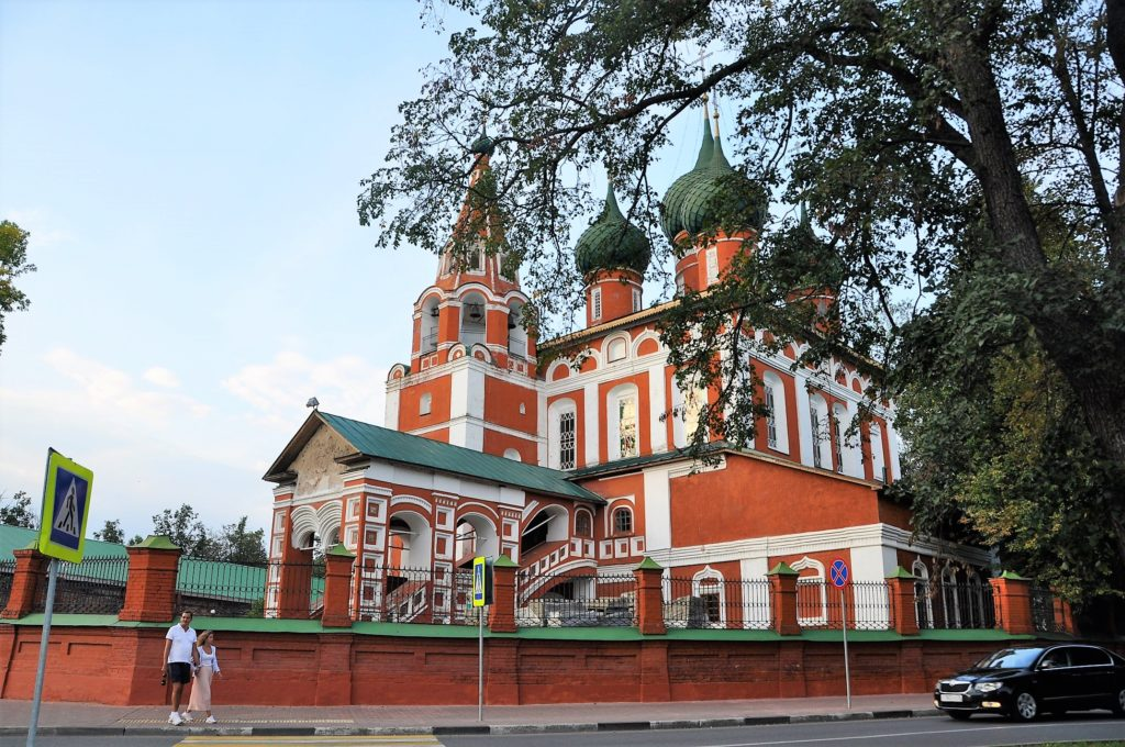 Гарнизонный Храм Михаила Архангела г. Ярославля