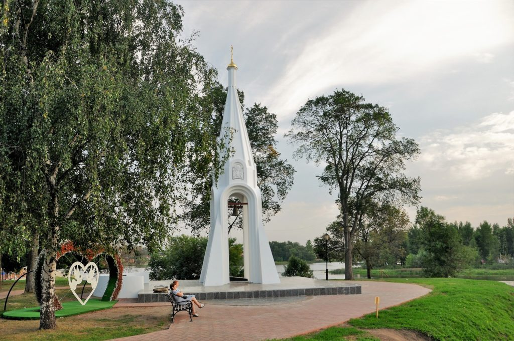 Казанская часовня в Ярославле