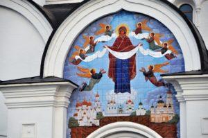 Собор Успения Пресвятой Богородицы. в ярославле