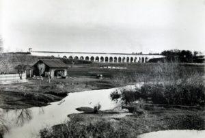Фото с сайта elkisland.ru. Ростокинский акведук.