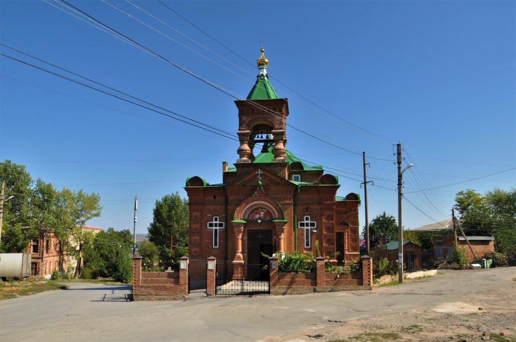 Новочеркасск. Церковь святого Георгия Победоносца.
