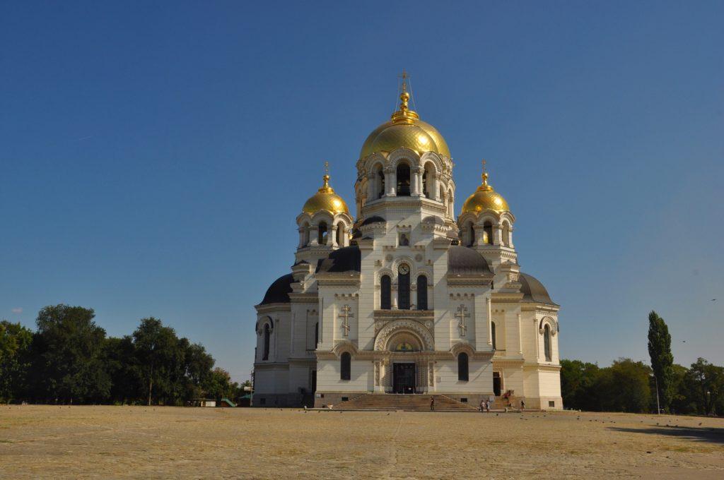 Новочеркасск.Вознесенский Войсковой Кафедральный собор