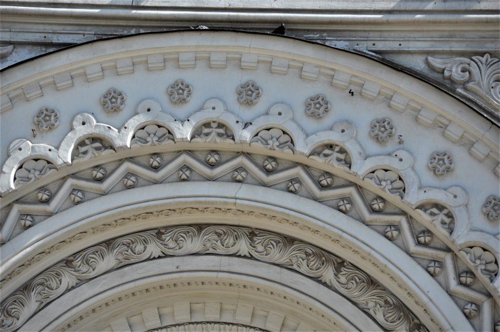 Новочеркасск.Новочеркасск..Вознесенский Войсковой Кафедральный собор элементы