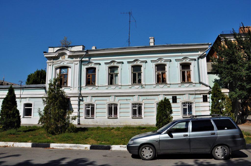Новочеркасск. дом фрикке