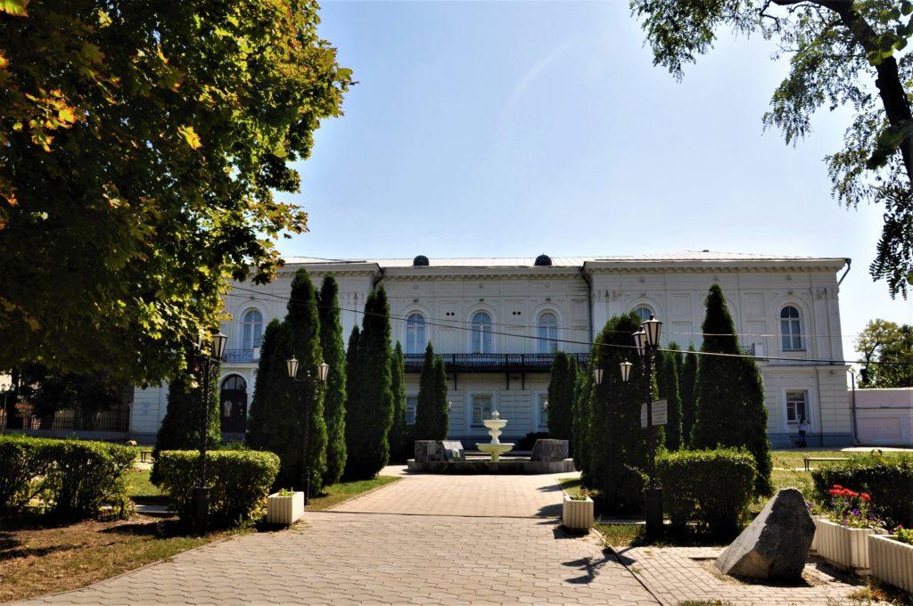 Новочеркасск. Атаманский дворец