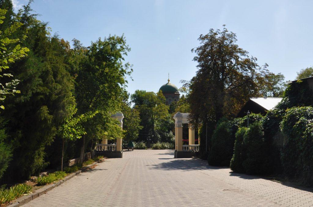 Новочеркасск. Александровский сад