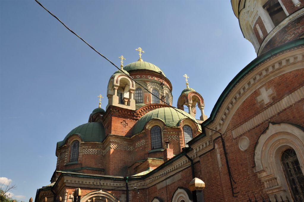 Новочеркасск. Александро-Невский храм.