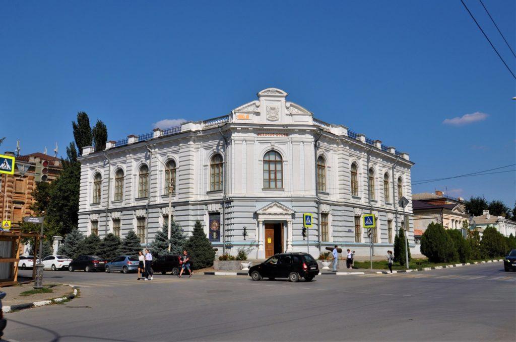 Новочеркасск Музей истории донского казачества.