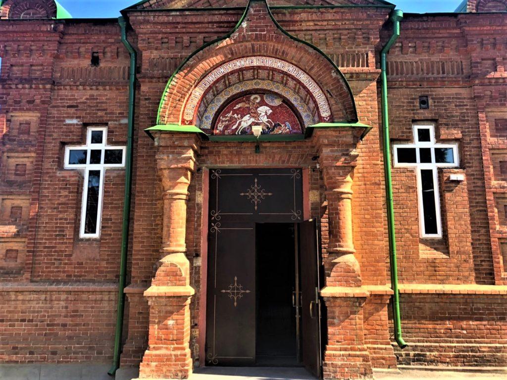 Новочеркасск храм